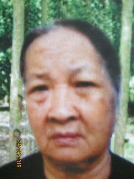 Bác Hoàng Thị Thái