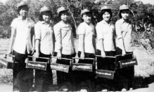 Công nhân Cao su Đồng Nai những ngày đầu.