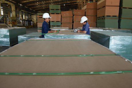 Sản phẩm chuẩn bị xuất xưởng