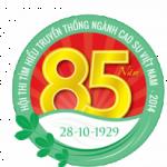 """Tổ chức """"Hội thi tìm hiểu 85 năm truyền thống ngành cao su VN"""""""