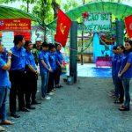 ĐTN Cơ quan VRG tham gia Hội trại  về nguồn Tổng Cục An ninh II