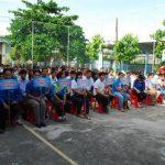15 Đoàn cơ sở tham gia Ngày hội Văn hóa Thể thao 2014