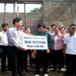 CĐ Cao su Đồng Phú: Trao 4 Mái ấm CĐ cho CBCNV-LĐ Cao su Quảng Trị