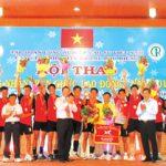 Công ty cao su Phú Riềng: 884 VĐV tham gia hội thao CNVC-LĐ năm 2014