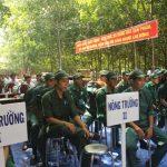 Công ty TNHH MTV Cao su Lộc Ninh: Ra quân thu hoạch mủ và thi thợ giỏi