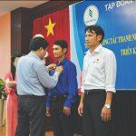 Gặp gỡ người được trao Huy hiệu Tuổi trẻ sáng tạo