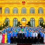Cán bộ Đoàn VRG tham gia Liên hoan Thanh niên tiên tiến làm theo lời Bác