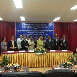 Ký kết hợp đồng thuê và tô nhượng 1.000 ha đất tại Bắc Lào