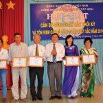 Công đoàn Cao su Tây Ninh: Tôn vinh cán bộ CĐ xuất sắc