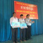 Công đoàn CSVN hỗ trợ 50 triệu cho nghiệp đoàn nghề cá đảo Lý Sơn