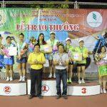 Kết quả thi đấu môn Quần vợt Hội thao khu vực II