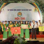 TCT CS Đồng Nai giành giải nhất Hội thi 85 năm khu vực IV