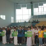 Khai mạc Hội thao CNVC – LĐ ngành cao su khu vực III