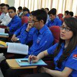 Tập huấn kỹ năng nghiệp vụ công tác Đoàn khu vực phía Nam