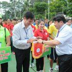 Gần 300 VĐV tham gia tranh tài Hội thao khu vực IV