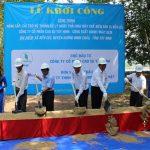 Cao su Tây Ninh nâng cấp hệ thống xử lý nước thải