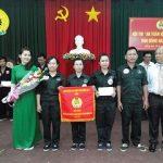 Công đoàn Cao su Đồng Nai đạt giải nhất Hội thi An toàn vệ sinh viên tỉnh Đồng Nai