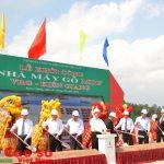 Thành lập CĐ Ban quản lý Gỗ MDF Kiên Giang