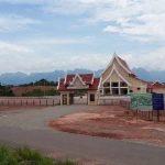 Hỗ trợ xây dựng 10 căn nhà Thanh niên biên giới Lào - Việt