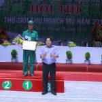 Hoàng Thanh Tùng - Bàn tay vàng TCT Cao su Đồng Nai