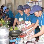 RUBICO tổ chức hội thi nấu ăn