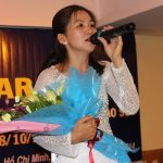Lớp K149 tưng bừng Hội thi tiếng hát karaoke