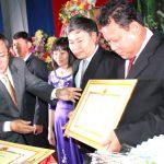 Bổ nhiệm Chủ tịch HĐTV và Tổng Giám đốc Cao su Bà Rịa