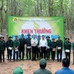 CĐCS Đồng Nai: 875 triệu đồng khen thưởng phong trào thi đua