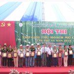 Phước Hòa tuyên dương 58 gia đình công nhân