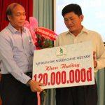 Năm đầu tiên Tây Ninh vượt sản lượng cao nhất