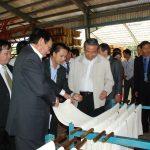 VRG khánh thành nhà máy đầu tiên tại Campuchia