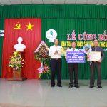Cao su Bình Thuận: Năng suất tiếp tục đạt trên 1,8 tấn/ha