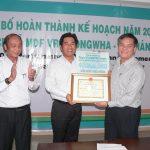 MDF VRG Dongwha: Lợi nhuận vượt trên 71% so kế hoạch