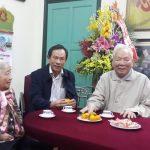 TGĐ VRG Trần Ngọc Thuận thăm, chúc thọ Đại tướng Lê Đức Anh