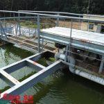 Cao su Tây Ninh: Đưa vào sử dụng hệ thống xử lý nước thải
