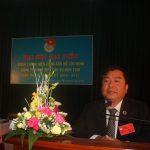 Đồng chí Bùi Sỹ Hưng trúng cử Bí thư ĐTN Cao su Kon Tum