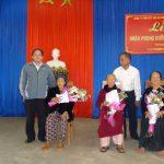 Cao su Nam Giang Quảng Nam nhận phụng dưỡng 3 mẹ VN Anh hùng