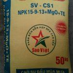 Trả lời bạn đọc thông tin sản phẩm phân bón NPK Sao Việt