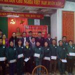 Hàng trăm suất quà Tết đến với CNLĐ Cao su Thanh Hóa, Kon Tum