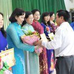 Mỗi năm có 3.531 nữ CNVCLĐ Dầu Tiếng đạt lao động giỏi