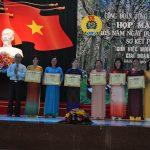 Trao thưởng lao động nữ Cao su Đồng Nai xuất sắc
