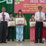 Cao su Đồng Phú tuyên dương 23 gia đình tiêu biểu