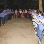 300 ĐVTN tham gia Liên hoan thanh niên khối cao su 2015