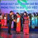 Lao động nữ đóng góp to lớn vào sự phát triển của VRG