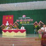 Ông Nguyễn Văn Thanh tái đắc cử Bí thư Đảng ủy Cao su Bình Thuận