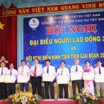 Cao su Tây Ninh có 11.487 lượt người đạt lao động tiên tiến