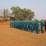 Tập huấn võ thuật cho lực lượng tự vệ 4 công ty tại Gia Lai