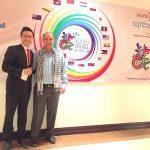 Thanh niên VRG dự Liên hoan Văn hóa thanh niên Quốc tế 2015