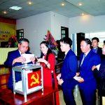Đại hội Đảng bộ Cao su Chư Păh: Đại hội điểm khối doanh nghiệp huyện Chư Păh