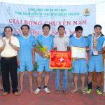 Trên 100 VĐV tham gia giải bóng chuyền truyền thống Cao su Chư Păh